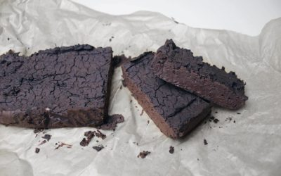 Fazolové brownies II.
